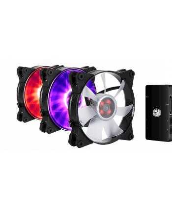 cooler master europe b.v. Cooler Master wentylator MasterFan Pro 120 AF RGB AIRFLOW