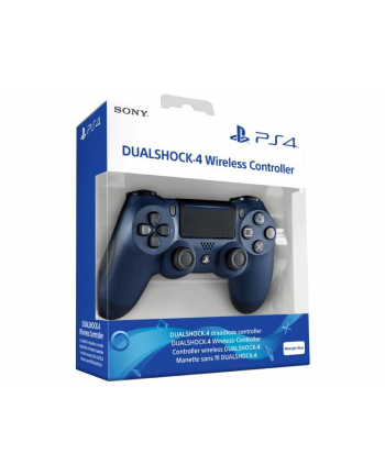 sony PS4 Kontroler DualShock Dark Blue v2