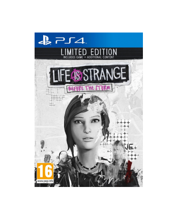 cenega Gra PS4 Life is Strange Before the Storm Limited Edition