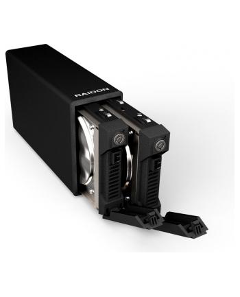 raidon GR3660-TB2 2x3,5'' RAID Thunderbolt