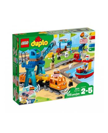 LEGO 10875 DUPLO Pociąg towarowy p2
