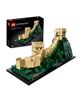 LEGO 21041 ARCHITECTURE Wielki Mur Chiński p3