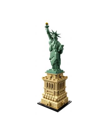 LEGO 21042 ARCHITECTURE Statua Wolności p3