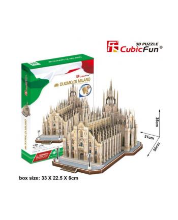 dante Puzzle 3D Katedra w Mediolanie XL 251el. MC210H