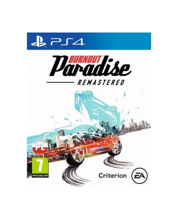 ea Gra PS4 Burnout Paradise Remastered