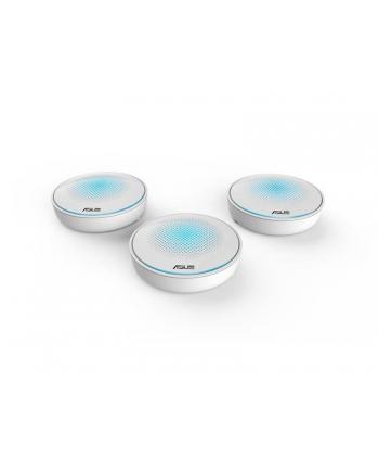 asus LYRA MAP-AC2200 zestaw routerów Mesh WiFi AC2200 (3 szt.)