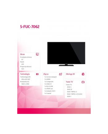 finlux 55'' LED 55-FUC-7062