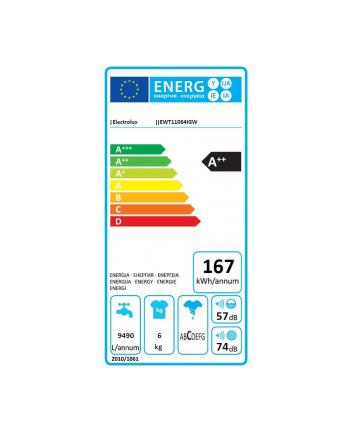 electrolux Pralka top EWT11064IG