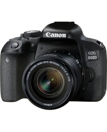 canon EOS 800D BK 18-55IS STM 1895C002AA