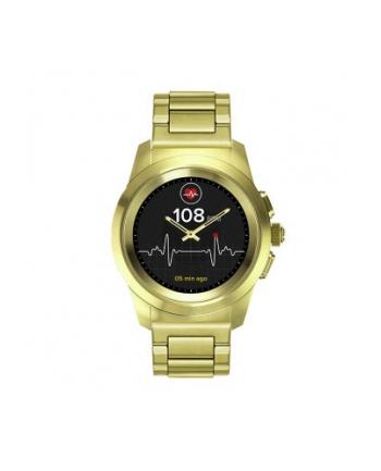 mykronoz Smartwatch ZeTime Elite Petite złoty/bransoleta