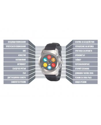 mykronoz Smartwatch ZeTime Elite Regular złoto/milanese