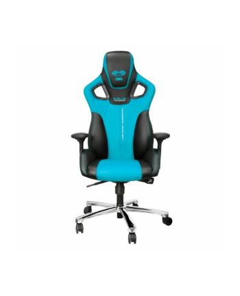 e-blue Fotel dla gracza COBRA niebieski 47366