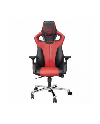 e-blue Fotel dla gracza COBRA czerwony 47367
