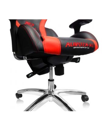 e-blue Fotel dla gracza AUROZA czerwony  47368