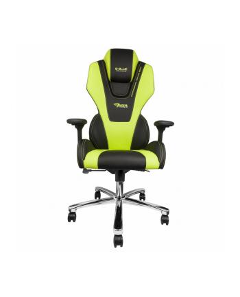 e-blue Fotel dla gracza MAZER zielony 47370