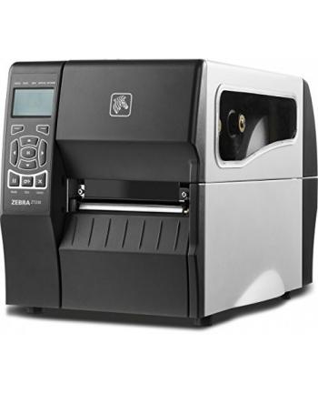 zebra Drukarka etykiet ZT230/termotransferowa/203dpi/USB/LAN/GILOTYNA