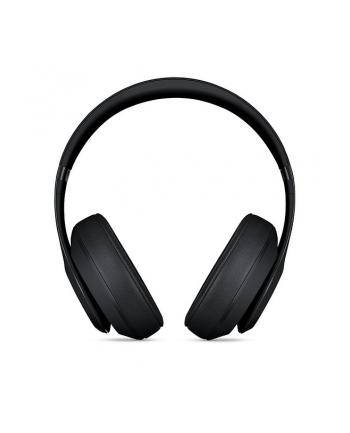 apple Słuchawki bezprzewodowe wokółuszne Beats Studio3 Wireless - czarne matowe