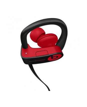 apple Słuchawki bezprzewodowe Powerbeats3 Wireless - The Beats Decade Collection - niepokorny czarno-czerwony