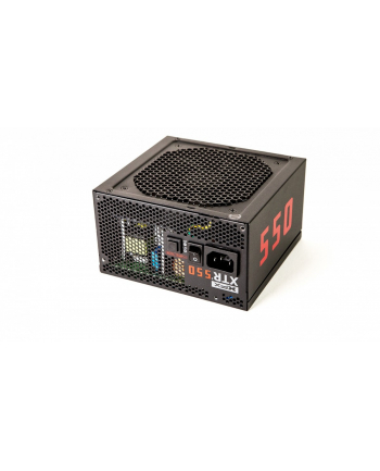 xfx Zasilacz XTR2 550W Full Modular (80+ Gold, 3xPEG, 120mm, Single Rail)