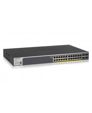 netgear Przełącznik ProSafe M4100 24xGb PoE 4x SFP, GSM7226LP