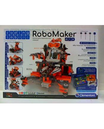 Clementoni Laboratorium robotyki 50523