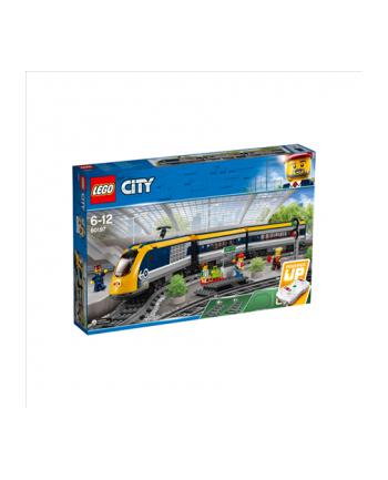 LEGO 60197 CITY Pociąg pasażerski p3