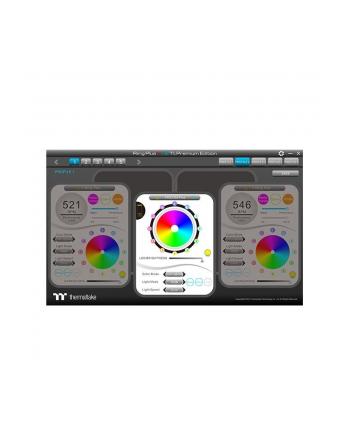 thermaltake Rezerwuar Pacific PR22-D5 Plus RGB 300ml, G1/4, H  220mm, 1135L/h