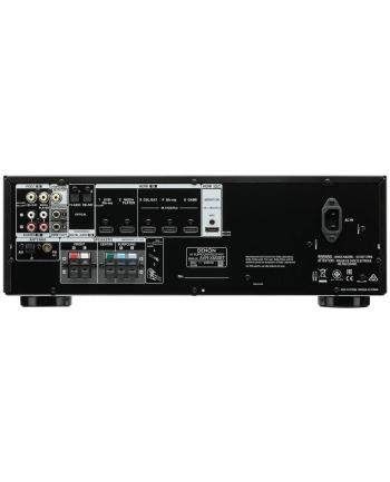 denon Amplituner AVR-X550BT czarny