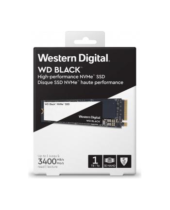 western digital Dysk Black SSD 1TB PCle M.2 WDS100T2X0C