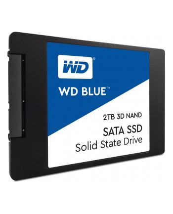 western digital Dysk twardy Blue SSD 2TB 2,5'' WDS200T2B0A