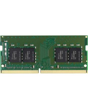 kingston Pamięć serwerowa DDR4 SODIMM 16GB/2400 ECC CL17  2R*8 Micron E