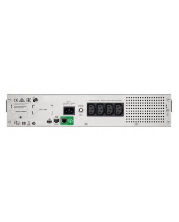 apc Zasilacz awaryjny SMC1500I-2UC SmartUPS C 1500VA/900W 2U SmartConnect