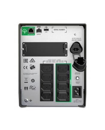 apc Zasilacz awaryjny SMT1500IC 1500VA/1kW Tower SmartConnect