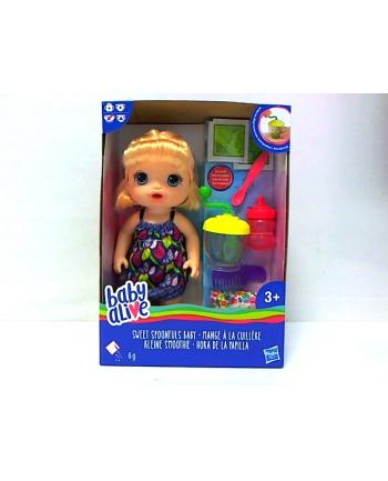 Hasbro BABY ALIVE lala Słodka przekąska blond E0586 /2