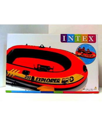 intex Ponton Explorer Pro z wyposażeniem SP58357