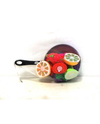 merk-pol Patelnia zestaw z owocami/warzywami MPE44773