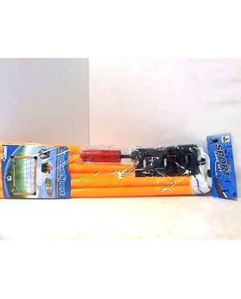 merk-pol Bramka z piłką i pompką MPI57870