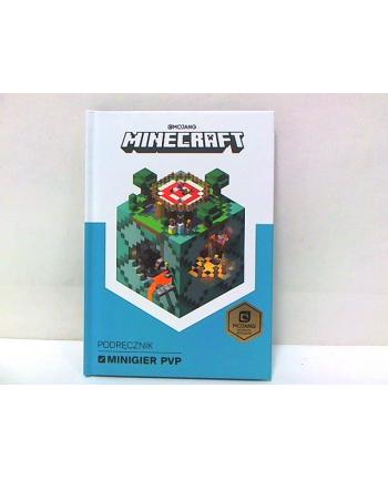 egmont Minecraft. Podręcznik minigier PvP 58.11.13.0