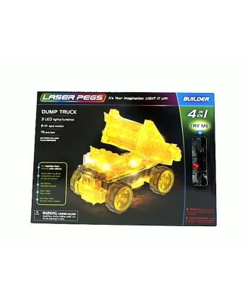 LASER PEGS 4w1 Dump Truck 41014