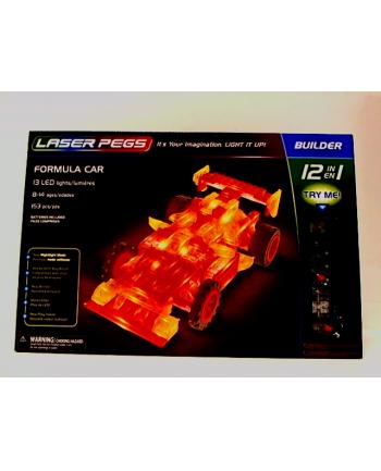 LASER PEGS 12w1 Formuła Car 12011
