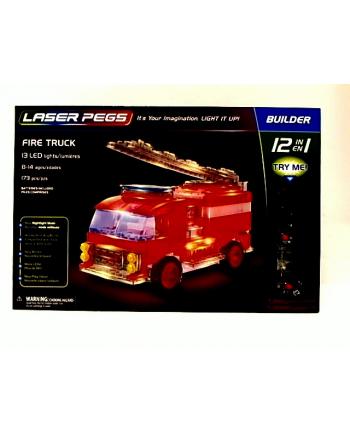 LASER PEGS 12w1 Fire Truck 12012