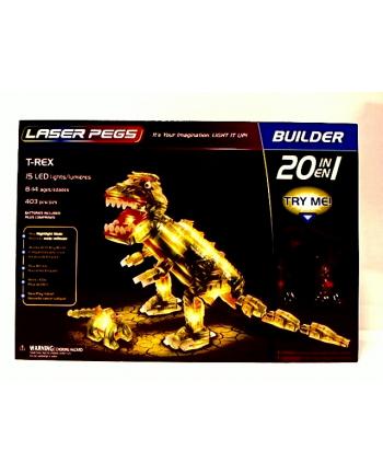 LASER PEGS 20w1 T-Rex 20010