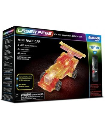 LASER PEGS mini Race Car 10012