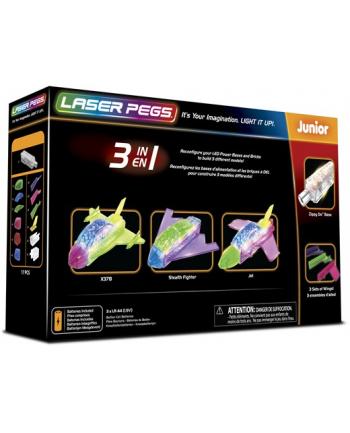LASER PEGS 3w1 Jets 31014