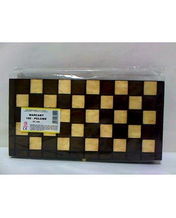 magiera Warcaby drewniane 100 polowe 30292