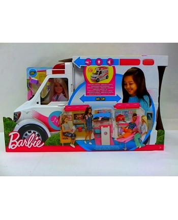 Barbie karetka mobilna ze światłem i dźwiękiem FRM19 /1 / Mattel