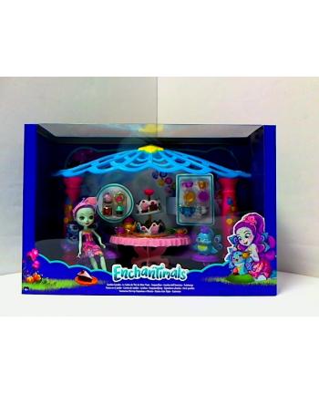 mattel Barbie Enchantimals ogrodowa altanka FRH49 /2