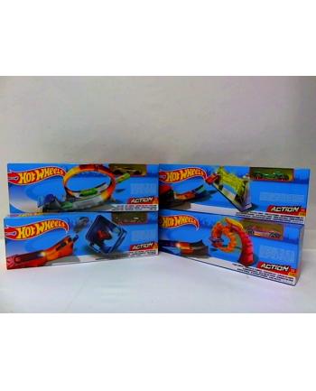 Hot Wheels Podstawowe wyzwania tor 4 wz FTH79 /16 / Mattel