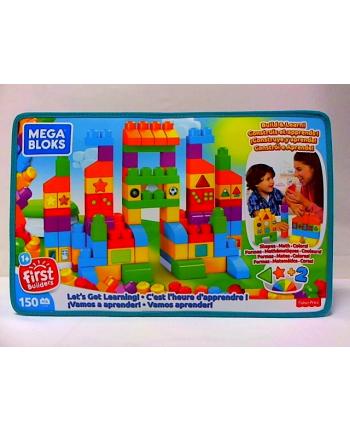 mattel Mega Blocks czas na naukę torba 150el  FVJ49 /2