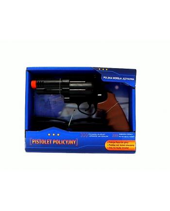 swede Pistolet z dźwiękiem j.polski G2328